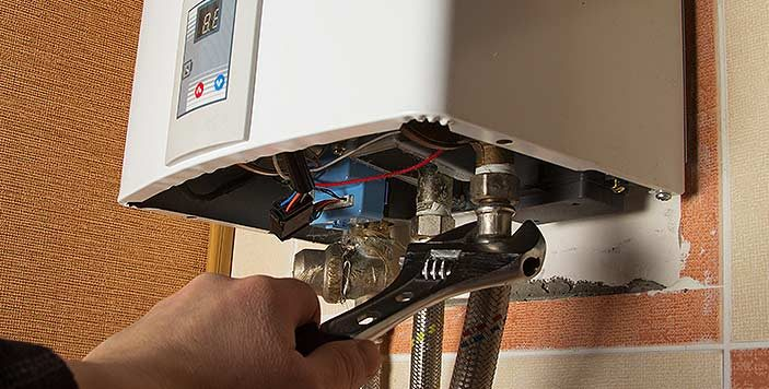 Install and Repair Water Heater3